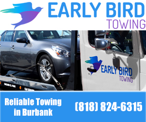 Professional Towing in Burbank