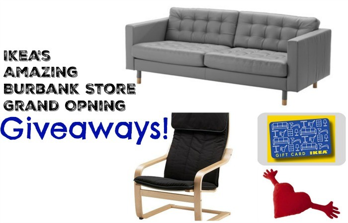 Burbank IKEA Is Going To Give Away THOUSANDS Of Dollars Of Furniture And  Gift Cards To Loyal Customers On February 8th!