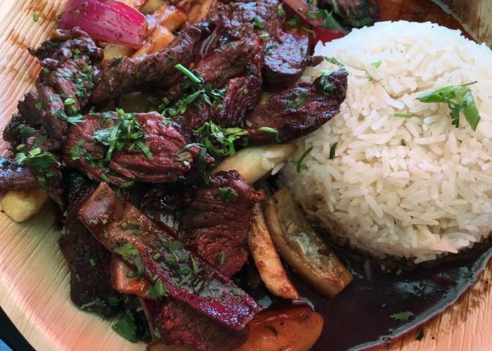 Burbank S Peruvian Asian Fusion Pablito S Kitchen Is