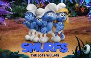 'Smurfs, The Lost Village' Opens April 7th In Theaters!