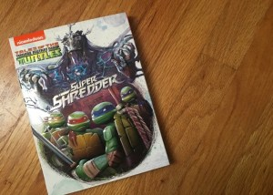 Tales Of The Teenage Mutant Ninja Turtles, Super Shredder, Is Now On DVD!