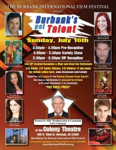 Burbank's Got Talent Variety Show Fundraiser @ The Colony Theater | Burbank | California | United States