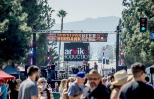 The Burbank Beer Festival Returns To Downtown Burbank October 21st