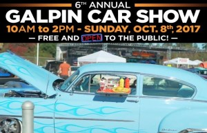 The 6th Annual Galpin Car Show Returns October 8th