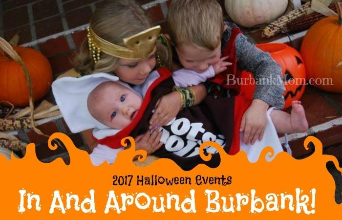 2017 Halloween Events & Activities In & Around Burbank