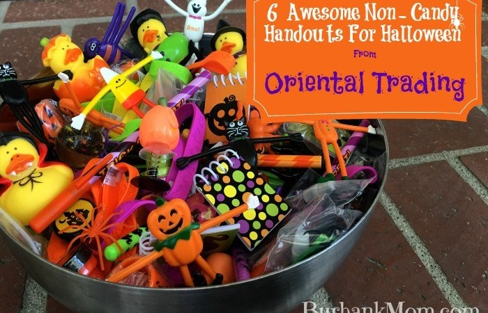 6 Great Non-Candy Halloween Handouts From Oriental Trading!