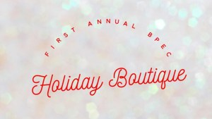 Burbank Parent Ed Holiday Boutique @ Burbank Adult School | Burbank | California | United States