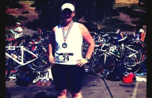 That One Time I Decided To Do A Triathlon Weeks After Baby And Nothing Went As Planned