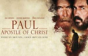 Just In Time For Easter, Win 2 Tickets To See 'Paul, Apostle of Christ' Opening In Theaters March 23rd