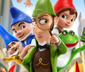 Enter To Win 4 Tickets To Join Me At An Early Screening Of 'Sherlock Gnomes'