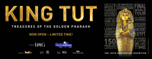 King Tut Exhibit At The California Science Center