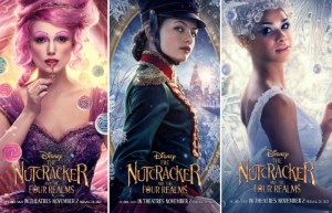 Check Out These Character Posters For Disney's The Nutcracker And The Four Realms!