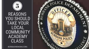 5 Reasons To Take your police community academy class