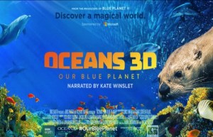 Don't Miss Oceans 3D At The LA Natural History Museum!