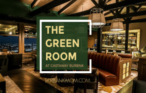Burbank's, The Green Room, Is Now Open And Serving Up Unique Experience