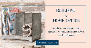 Creating a Farmhouse Office