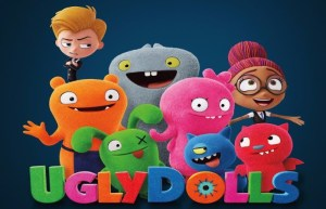 Ugly Dolls Starring Kelly Clarkson
