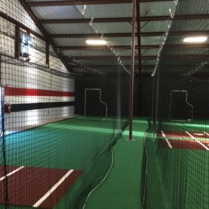 Indoor Batting Cages
