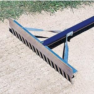 Aluminum Field Rake