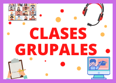 Clases Grupales Español