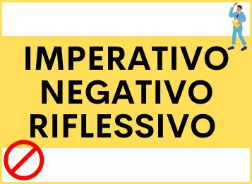 L'IMPERATIVO NEGATIVO con Pronomi Riflessivi in spagnolo