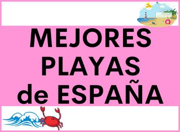 Mejores PLAYAS y CALAS de España