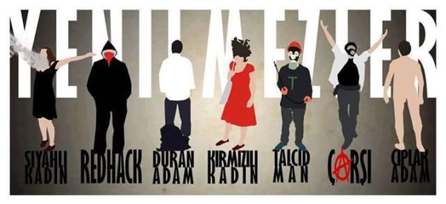 Taksim-Gezi-Parkı-Eylemci-Siyahlı-Kadın_Kate-Cullen_020
