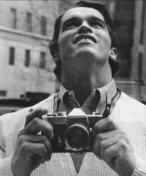 Arnold Schwarzenegger 1968 yılında ilk kez New York'ta
