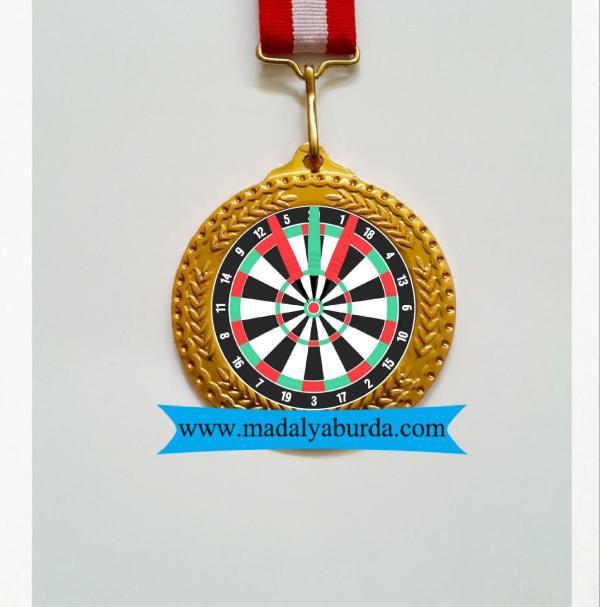 dart turnuva madalyası