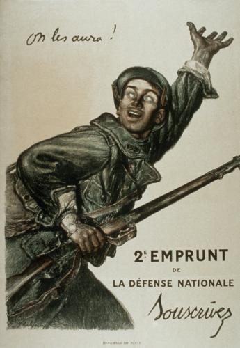 Jules Abel Faivre - 1916