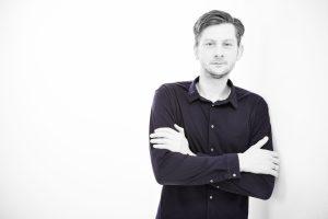 Onderzoeker Dimitri Lahaut woont en werkt in Amsterdam