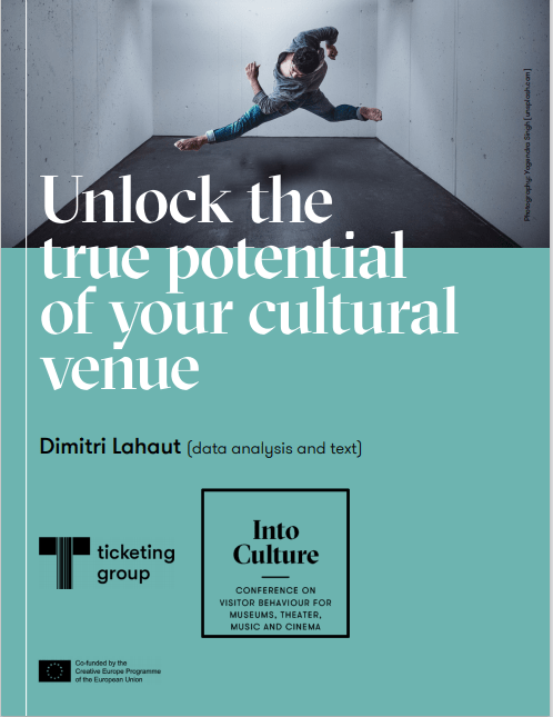 Unlock the true potential of your cultural venue (article written by Dimitri Lahaut)