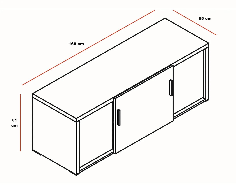 meuble bas a portes coulissantes quando mdd armoires mdd