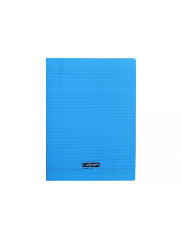 calligraphe 8000 cahier polypro 24 x 32 cm 96 pages gr bureau valla c e maurice