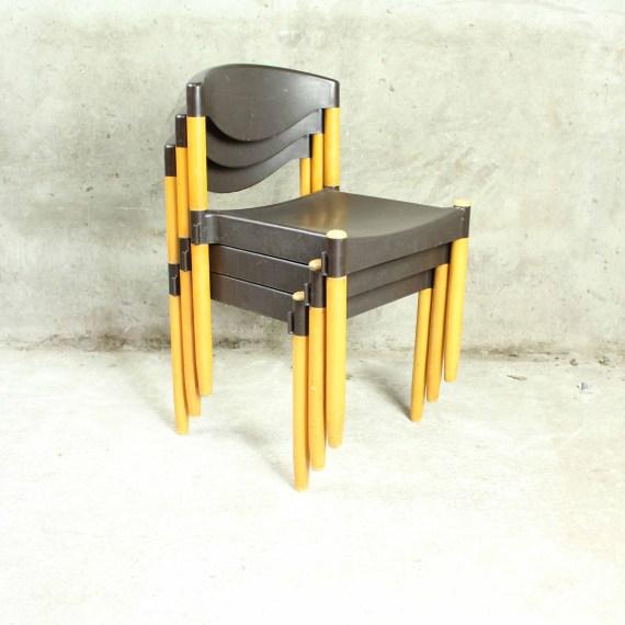 Hartmut Lohmeyer Casala Strax stoel