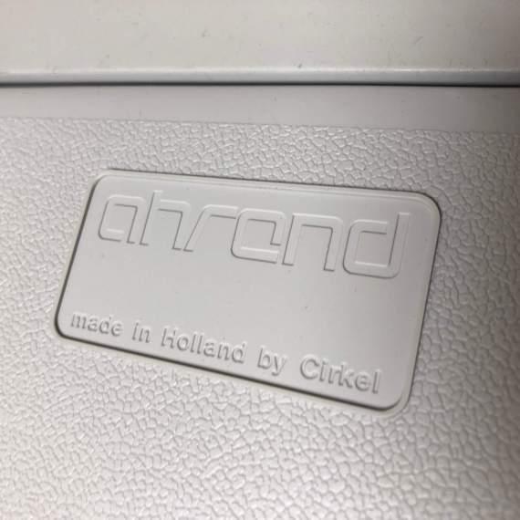 Retro Ahrend bureaustoel groen