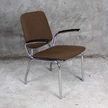 fauteuil Kembo gispen bakelieten armleggers