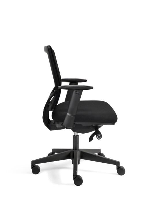 Ergo 300 bureaustoel met NET wave rug