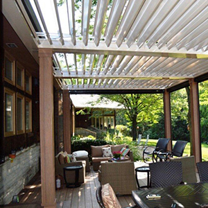 deck and patio covers in des moines iowa buresh home solutions