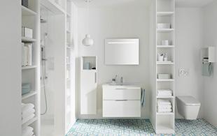 meubles salle de bain eqio