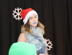 Schärpe & Weihnachtsspiel Dez17 10
