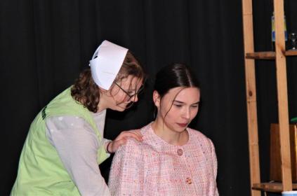 Theater & Spendenlauf-Erlös Dez 2019 08