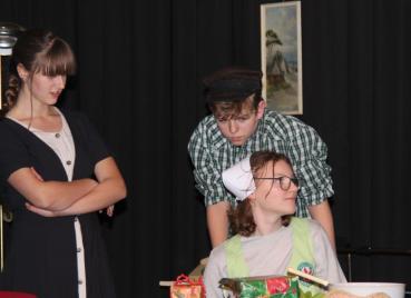 Theater & Spendenlauf-Erlös Dez 2019 19