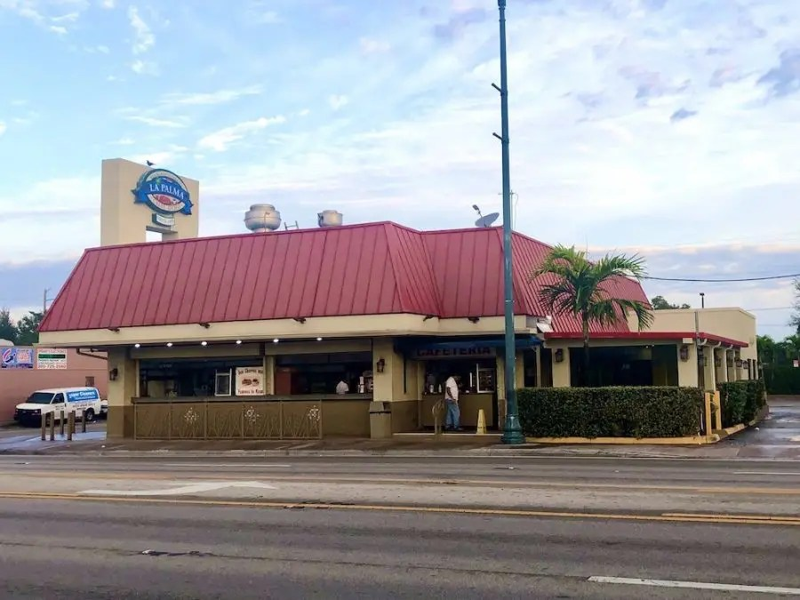 La Palma in West Miami, Florida