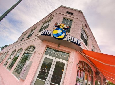Big Pink is home to Comfort Food in Miami Beach