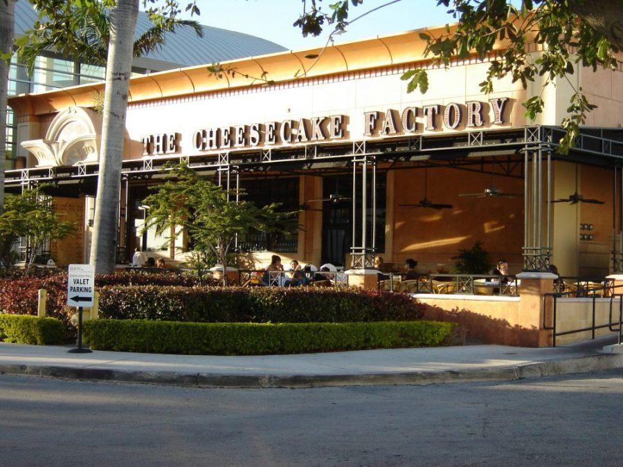 Cheesecake Factory at Dadeland Mall