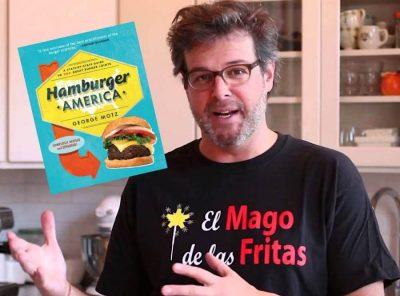 Burger Scholar George Motz's Hamburger America Book