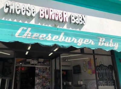 Cheeseburger Baby - Miami Beach, Florida