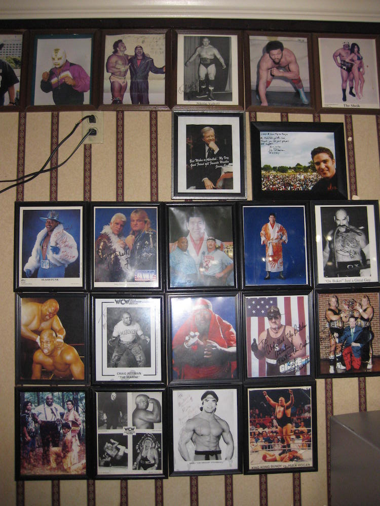 Abdullah the Butcher House of Ribs & Chinese Food Wall Decor