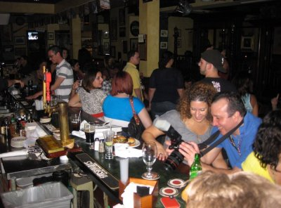 Here's a toast to John Martin's Irish Pub!